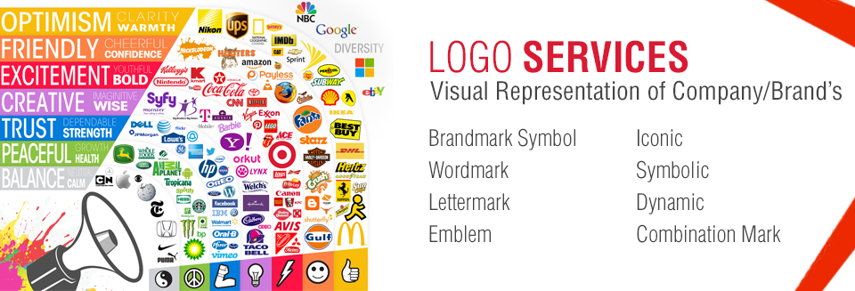 Custom logo design corporate logo designs company usa for Design company usa